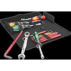 Набір інструментів (сантехніка / опалення) Kraftform Kompakt SH 2, 05136026001