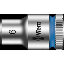 "Торцева головка Zyklop 1/4"" 8790 HMA, 05003505001, 6.0x23.0мм"