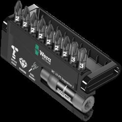 Набір біт Bit-Check 10 PZ Impaktor 1, 05057684001