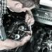 """Викруткова головка Zyklop 8767 A HF TORX® з приводом 1/4"""", з фіксуючою функцією, 05003365001, TX25×28.0мм"""