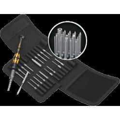Набір Wera Kraftform Kompakt Micro 21 ESD 1, 05135973001