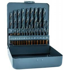 Набір свердл для металу ALPEN HSS Sprint Master KM 25, Ø1-13x0.5mm 0000810321100