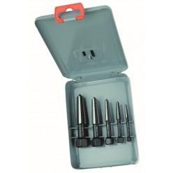 Набір екстракторів для видалення пошкоджених гвинтів ALPEN, M5-M20, 5 одиниць 0000902003100