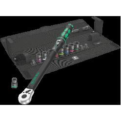 Набір інструментів WERA для кріплення по бетону, Click-Torque C 3 Set 2, 05075681001