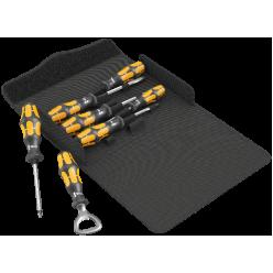 Набір викруток WERA Kraftform 900/7 Set 3, викрутка-різець, 05137813001