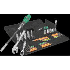 Набір інструментів WERA Kraftform Kompakt F 1, для виготовлення вікон, 05134013001