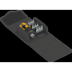 Набір WERA Kraftform Kompakt Stubby ESD 1, викрутка з насадками, 05057472001