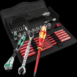 Набір інструментів сервісний Wera Kraftform Kompakt W 1 Wartung 05135926001