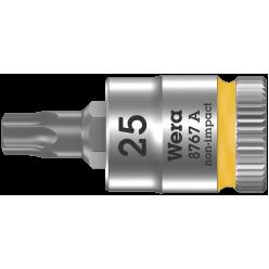 """Викруткова головка 8767 A TORX®, Zyklop з приводом 1/4"""", TX 25×28.0 мм, 05003392001"""