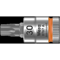 """Викруткова головка 8767 A TORX®, Zyklop з приводом 1/4"""", TX 30×28.0 мм, 05003393001"""