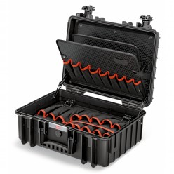 "Інструментальний чемодан ""Robust"" KNIPEX 00 21 35 LE"