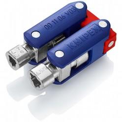 "Ключ для електрошаф ""DoubleJoint"", KNIPEX  00 11 06 V03"
