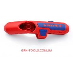Універсальний інструмент для видалення ізоляції, для лівші, Knipex ErgoStrip 16 95 02 SB