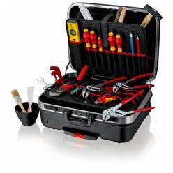 """Валіза інструментальна з телескопічною ручкою """"BIG Basic Move"""" KNIPEX, укомплектована, 00 21 06 HK S"""