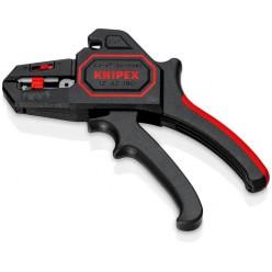 Автоматичний інструмент для видалення ізоляції KNIPEX, 12 62 180 N