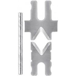 Змінні леза Knipex 12 69 21 (для інструмента 12 62 180)