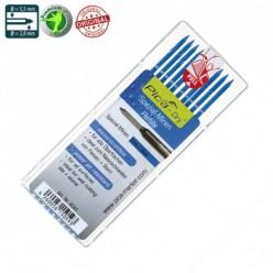 Запасні жала 4041 для PICA Dry, водостійкі Water resistant, синій, 10шт