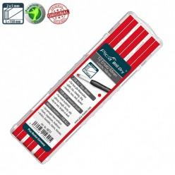 Стрижні запасні, 6031 для Pica BIG Dry, FOR ALL червоний колір, 12шт