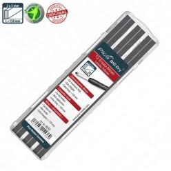 Стрижні запасні, 6050 для Pica BIG Dry, Carpenter грифель столяра 2H, 12шт