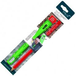Кофр з точилкою ударостійкий для олівців, PICA Pocet 505/01, (+1 олівцець столяра)