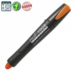 Сухий промисловий маркер PICA VISOR permanent Longlife Industrial Marker 990/054, Fluo-Orange