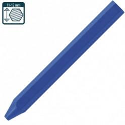 Промисловий маркер на восково-крейдовій основі Pica Classic ECO 591/41, синій
