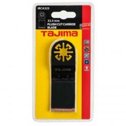 Пильне полотно для мультитула TAJIMA FLUSH CUT CARBIDE BLADE, MCA325, 40×32,5мм
