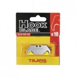 Леза гакоподібні TAJIMA Deep Hook Blade, HKB-10B, 10шт