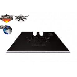Леза трапецієподібні TAJIMA V-REX  Razar Black, VRB-50B, 50шт