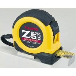 Рулетка будівельна посилена TAJIMA Z-Lock, Z5L50MY - 5м×25мм