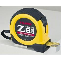 Рулетка будівельна посилена TAJIMA Z-Lock, Z5L80MY - 8м×25мм