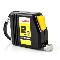 Рулетка компактна TAJIMA My Conve, NMY20MY - 2м×13мм
