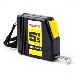 Рулетка компактна TAJIMA My Conve, NMY50MY - 5м×13мм
