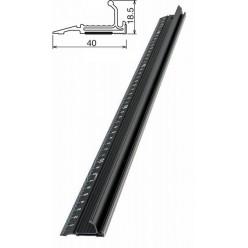 Лінійка універсальна, TAJIMA Work Guide Slim, CTG-SL1000 - 1000мм