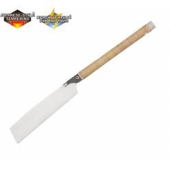 Ручна японська пила ручка Rattan handle, TAJIMA  Japan Pull, JPR265C, 265мм