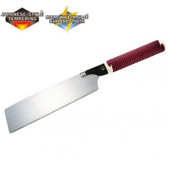 Ручна японська пила, ручка Short Red Handle, TAJIMA  Japan Pull, JPR265ST, 230мм