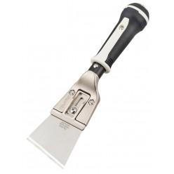 Скребок ударний Premium, TAJIMA Hard Blade PHR250H80, нахил 20°