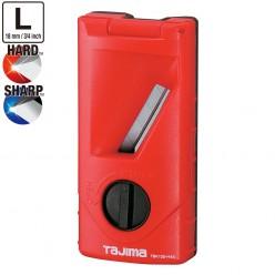 Рубанок кромочний для ГКЛ, TAJIMA Drywall Tool 45°, TBK120-H45, лезо 18 мм