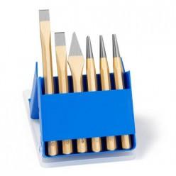 Набір інструментів в пластиковому тримачі RENNSTEIG, 421 001 0