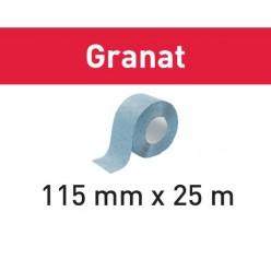 Festool Шлифовальный материал StickFix в рулоне 115x25m P100 GR Granat , 201106