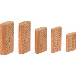 Festool Вставной шип DOMINO, древесина Sipo D 8x40/390 MAU , 494861