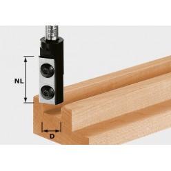 Festool Сменные ножи для пазовой фрезы HW S8 D10/25 WP Z1 , 491079