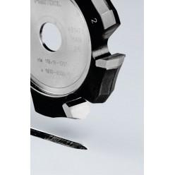 Festool V-образная пазовая фреза HW 118x18-135°/Alu , 491471