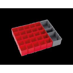 Комплект вкладу Sortimo A3 для ящика i-BOXX 72, 6000010085
