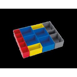 Комплект вкладу Sortimo C3 для ящика i-BOXX 72, 6000010087