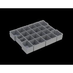 Комплект вкладу Sortimo K3 LB 102 для ящика L-BOXX 102, 6000010098