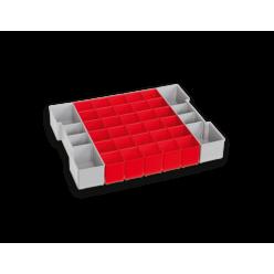 Комплект вкладу Sortimo A3 LB 102 для ящика L-BOXX 102, 6000010090