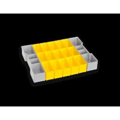 Комплект вкладу Sortimo B3 LB 102 для ящика L-BOXX 102, 6000010091