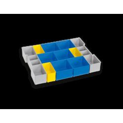 Комплект вкладу Sortimo BC3 LB 102 для ящика L-BOXX 102, 6000010092