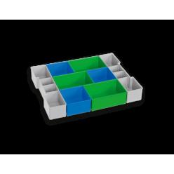 Комплект вкладу Sortimo CD3 LB 102 для ящика L-BOXX 102, 6000010093
